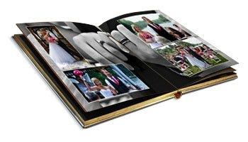 Wedding Album Design by Kristy Steeves Photography Cleveland Medina Akron Ohio